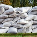 sandbags for hurricane